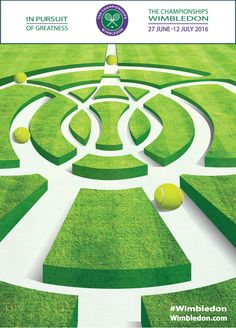 Wimbledon - In pursuit of greatness