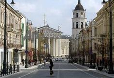 1. Vilnius, Lithuania: £100.04