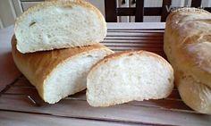 Domáca veka na chlebíčky - recept | Varecha.sk Bread, Recipes, Food, Basket, Brot, Essen, Baking, Meals, Eten