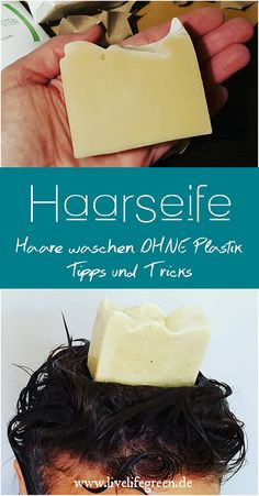 Hair Soap The Plastic Free Alternative to Shampoo live life green Hair soap is a great alternative to shampoo. Zerowaste, completely without plastic packaging and no alternative diyinterieur diypaper diypillows diysoap green Hair Life LIVE plastic p Diy Shampoo, Shampoo Bar, Shampoo Alternative, Alternative Hair, Maquillaje Smokey Eyes, Diy Hair Care, Pumpkin Spice Cupcakes, Green Life, Fall Desserts
