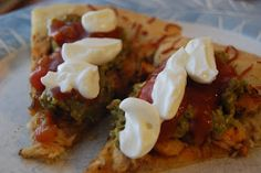 What Would Jeanna Cook: Chicken Taco Pizza
