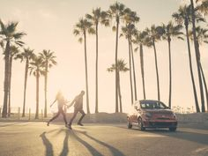 Fiat: Lifestyle Photography - Dave Hill