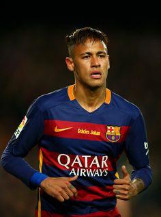 Neymar Photos - Barcelona Training Session and Press Conference - Zimbio