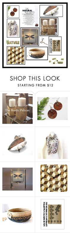 """""""Natural Resources"""" by whimzingers ❤ liked on Polyvore"""