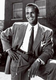 Harry Belafonte. Born 1 March 1927. Harlem, Manhattan, New York City.