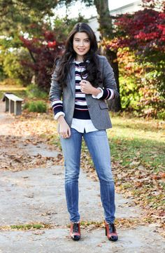 Autumnal - #Outfit post from Toronto Blogger Jocelyn Caithness