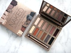Urban Decay Ultimate Naked Basics Palette: Swatches and Review • Girl Loves Gloss