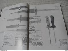 """Livre """"couteaux De Combat"""" Par Jean Fontvielle. - Armi Bianche"""
