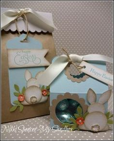 More Bunny Bottoms. - Stampin' Connection