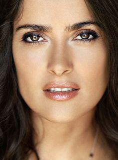 salma hayek makeup - Szukaj w Google