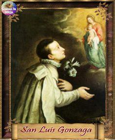 Leamos la BIBLIA: San Luis Gonzaga