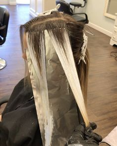 "1,709 Likes, 58 Comments - South Florida Balayage (@simplicitysalon) on Instagram: ""Base and Balayage Application. I applied a demi base for the new growth and combed through to…"""