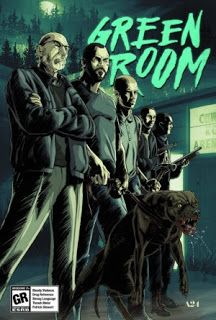 Green Room (2015) 720p WEB-DL 750MB - MkvCage  Download & Streaming English Movies: Green Room (2015) 720p WEB-DL 750MB - MkvCage Genres: Crime Horror Thriller Release date: 13 May 2016 (UK) Directors: Jeremy Saulnier Stars: Patrick StewartAnton Yelchin Imogen Poots Alia Shawkat Runtime: 01:34:59 Language: English Encoder:MkvCage Source: 720p.WEB-DL.DD5.1.H.264-PLAYNOW Synopsis: A young punk rock band find themselves trapped in a secluded venue after stumbling upon a horrific act of…