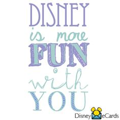 Disney with family and friends is the best!