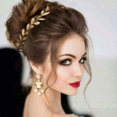 Beauty set for wedding