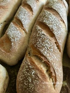 Basket, Breads, Brot