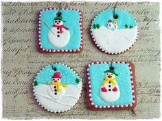 pierniczki, Boże Narodzenie, dekoracje