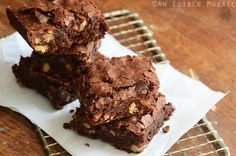 The Best Chewy Brownies 4