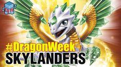 Skylanders DRAGON WEEK Jade Flashwing #skylanders #toys #collecting #dragonweek #videogame