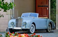 Bentley Mark VI Drophead Coupe by Graber 1950