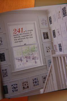 book illustrations as framed art