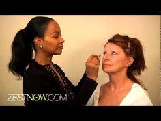 Makeup Tips for Women Over 50, Makeup Tutorial for Women Over 50 by ZestNow.com