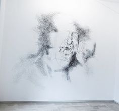 Oliveira.  This is wire sculpture ,,,amazing!