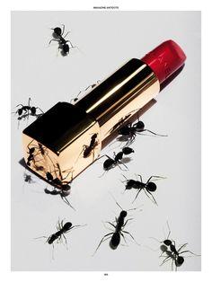 Chanel. Magazine: Antidote Magazine Fall/Winter 2012