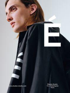 """etudes-studio:"""" Études New Campaign.Photo by Nicolas Coulomb + Florence Tetier"""""""