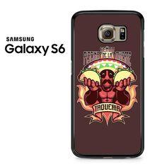 Deadpool Tacos Samsung Galaxy S6 Case