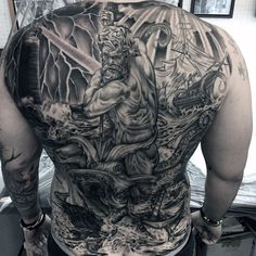 100 Black And Grey Tattoos For Men