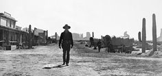 "Henry Fonda in ""My Darling Clementine"" (1946, John Ford) / Cinematography by  Joseph MacDonald"