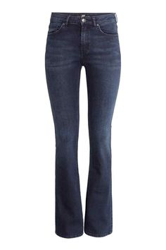 Pantaloni superstretch Bootcut