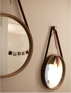 DIY Decor Inspiration: Jacques Adnet Mirrors