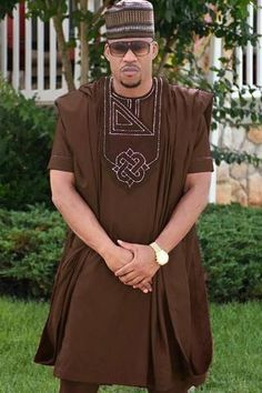 Set—Agbada Africa Men Business Set – dashikimall