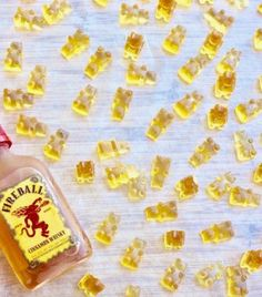 Fireball Gummy Bears