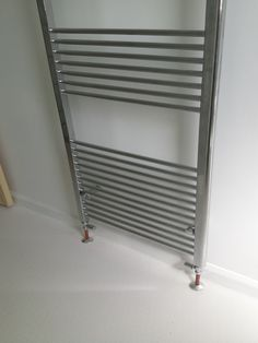 Towel Radiator After With Bathroom Installation In Leeds #towel #radiator #bathroom installation #bathrooms uk