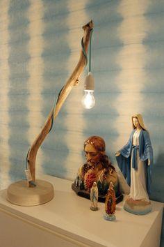 Robin Wood Lamp, M