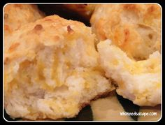 Take Out-Fake out - Red Lobster Cheddar Bay Biscuits ~ Who Needs a Cape?