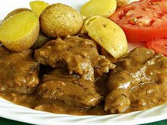 A Good Smothered Steak | Farm Bell Recipes