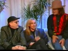Cheap Trick 1990 Busted Times
