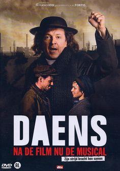 Daens, flemish musical. Seen with Free Souffriau, Lucas Van den Eynde en Sam Verhoeven.