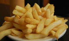 Everyone knows French fries are bad for you, but now you know the reason why.
