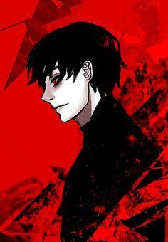 Blood Kaneki Ken     Tokyo Ghoul: Re Fan Art by pingygy on Tumblr