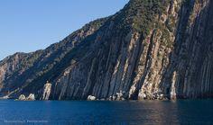 Moneglia's rock, Genoa, Italy