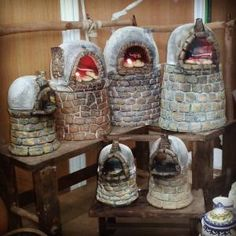 complementos para el belen - Buscar con Google Fairy House Crafts, Mini Candles, Christmas Nativity, Miniature Houses, Miniature Furniture, Decoration, Google, Home Decor, Minis