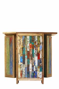 1000 images about meubles en bois de bateau recycl old for Table exterieur largeur 60 cm