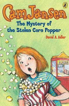 Cam Jansen: The Mystery of the Stolen Corn Popper #11: The Mystery of the Stolen Corn Popper #11 by David Adler. $2.88. 64 pages. Publisher: Puffin (July 22, 2004)