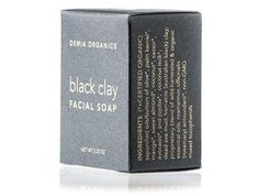 Heaven, HEAVEN, I tell ya! Recommend for perioral dermatitis sufferers, as I am. Black Clay Facial Soap. A bit spendy, but totally worth it! The bar will last a long time.