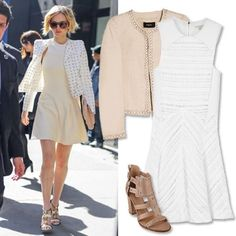 Looking for some warm weather fashion inspiration? These celebs show you how to be stylish and profe